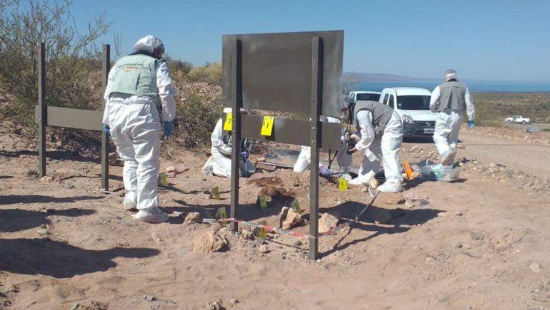El misterio de la mujer enterrada en Los Barreales