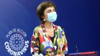 subsecretaria de salud chilena podria tener covid-19