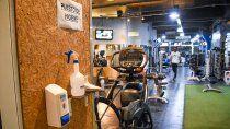 personal trainers piden que los habiliten para trabajar