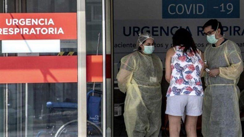 Chile entró en el top 10 de países de casos de coronavirus