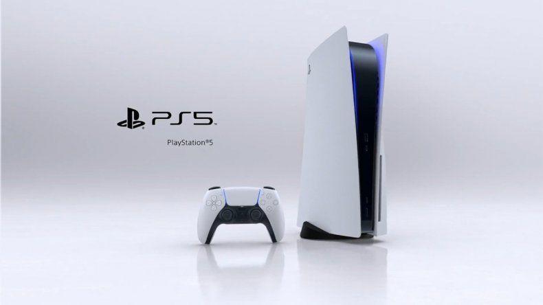 Sony presentó a la PS5 y se convirtió en tendencia en las redes