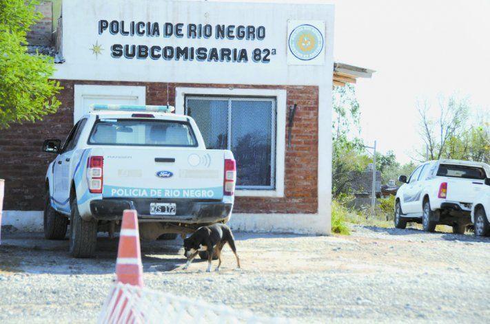 Desde ayer, la Subcomisaría 82 de Balsa Las Perlas tiene un nuevo jefe.