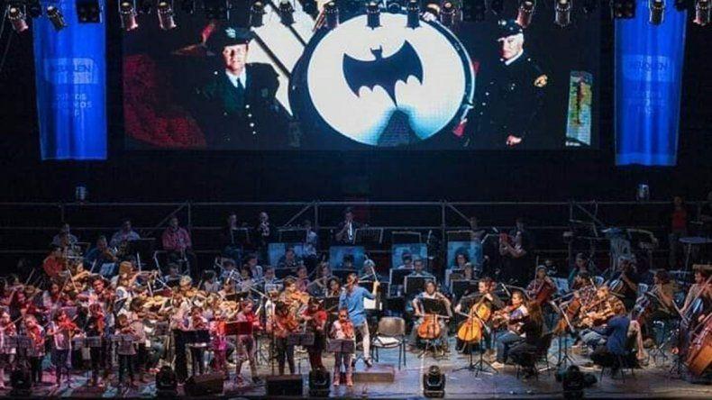 A través de la música, la Orquesta Confluencia se organizó para paliar el hambre