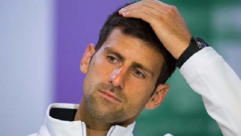 Novak Djokovic dio positivo de coronavirus