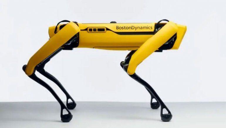 Ya está a la venta el perro robot de Boston Dynamics