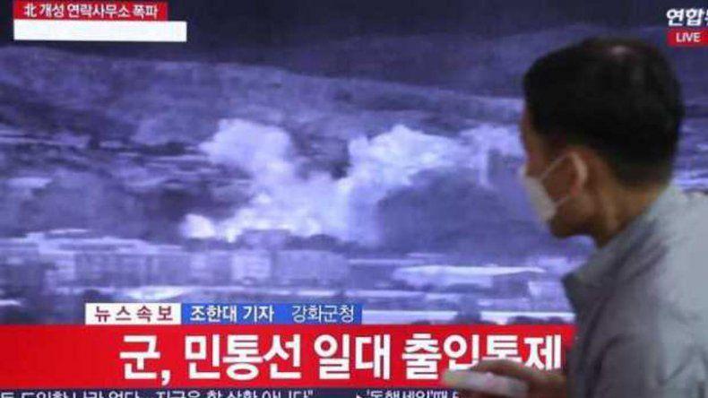 Corea del Norte, sin enlace intercoreano