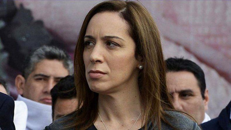 María Eugenia Vidal dio positivo de coronavirus