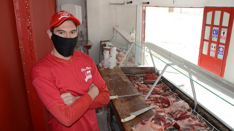 Ceferino Arregui héroe del Rojo, hoy carnicero por la crisis