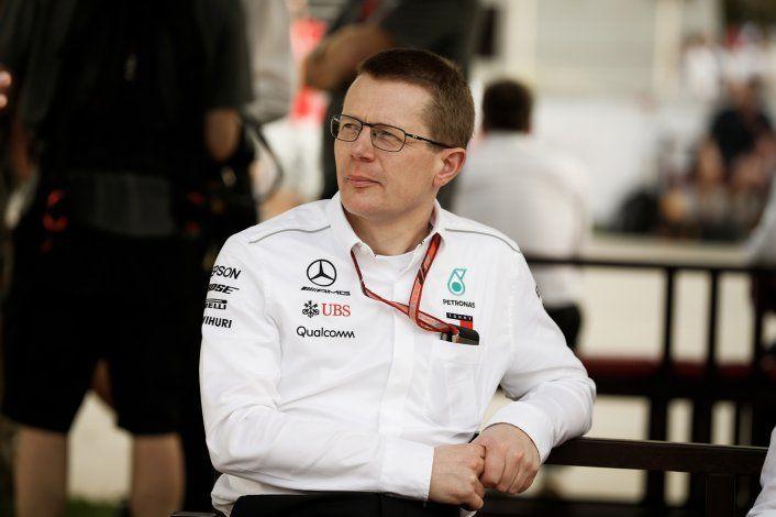 Andy Cowell fue el artífice del moto V6 Turbo Híbrido que le permitió a Mercedes ganar los últimos seis títulos de pilotos y constructores de manera consecutiva.