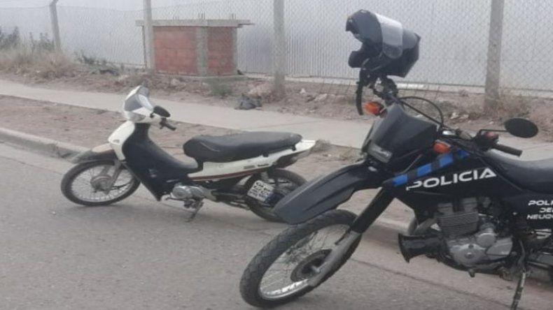 Recuperaron dos motos robadas en menos de 12 horas