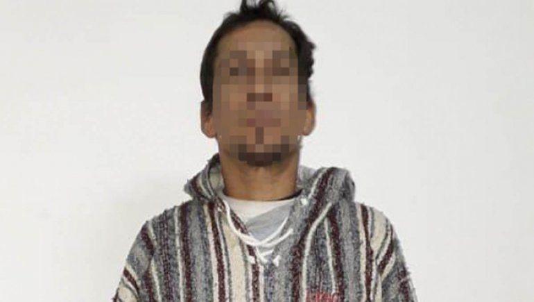 Atrapan a abusador condenado en un operativo por robo