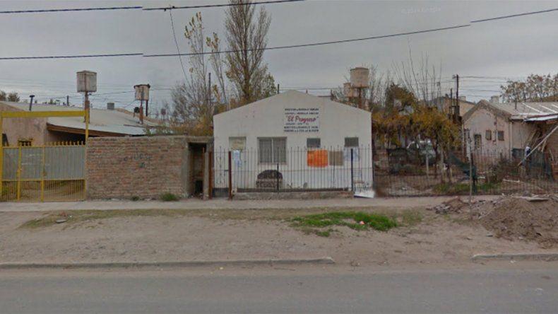 Centro de Fortalecimiento Familiar del barrio Progreso.