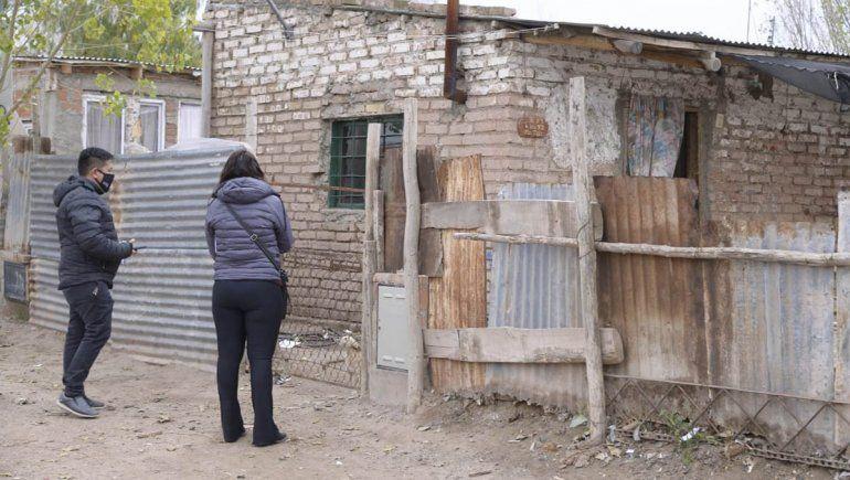 En los barrios comenzó la búsqueda del virus casa por casa