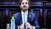 El Jefe de Gabinete, Santiago Cafiero, alertó por el aumento de casos de coronavirus.