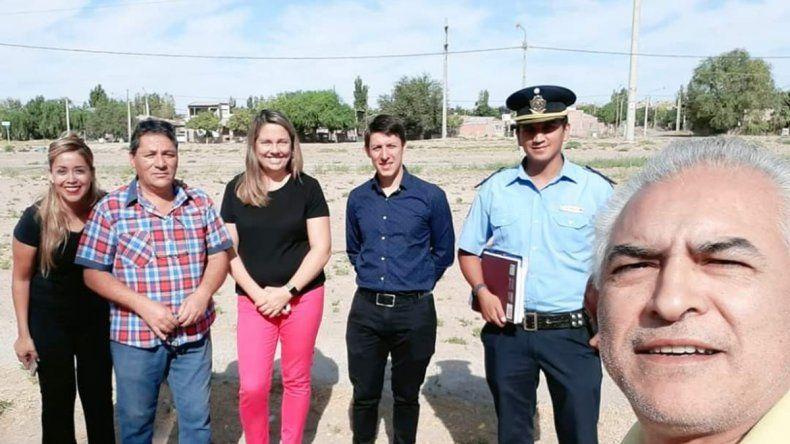 Centenario: vecinales reviven el proyecto de nueva comisaría