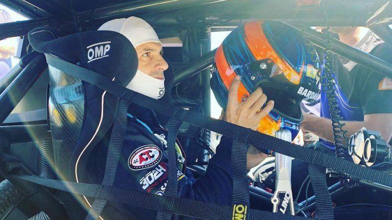 Emiliano Spataro hizo hincapié en la necesidad de poder bajar los costos del automovilismo para lograr retornar a las pistas.