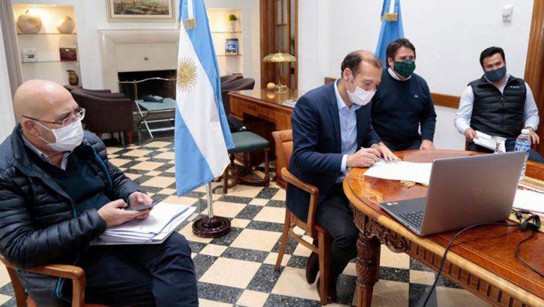 Neuquén firmó convenio con Nación de casi $2.000 millones para obras