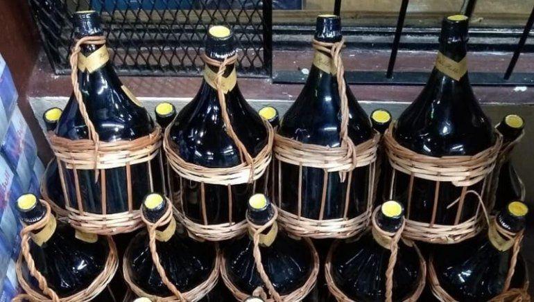 Río Negro: Vuelve la venta de vino suelto en Bodegas
