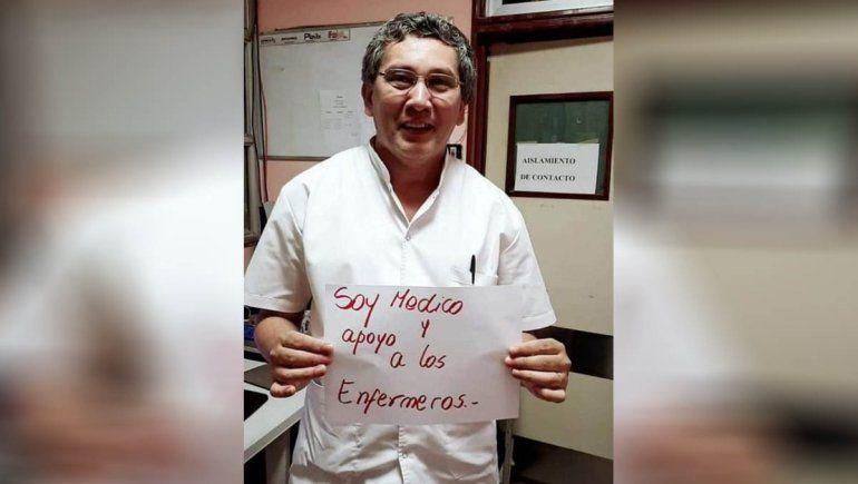 Chaco: un reconocido médico terapista murió de coronavirus