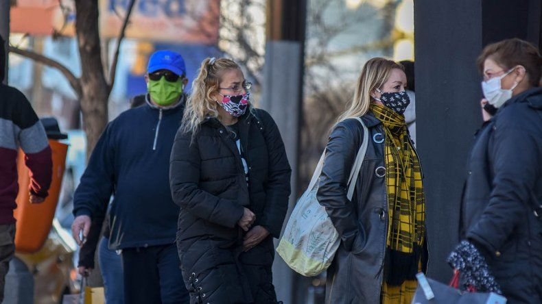 Se detectaron 16 positivos en Neuquén capital en las últimas 24 horas