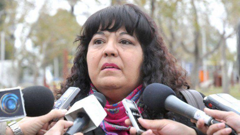 Dora Seguel fue secuestrada por las fuerzas represivas de la escuela donde estudiaba.
