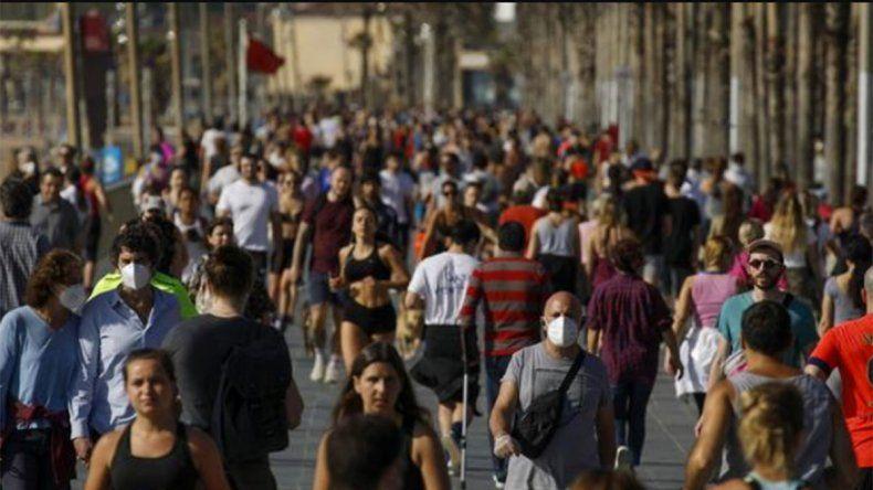 España pone fin a la cuarentena luego de más de tres meses