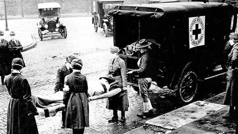 A un siglo de la otra pandemia: iguales advertencias y similares rebeldías