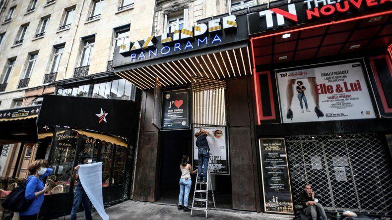 Cine, casino y deportes por equipos en Francia