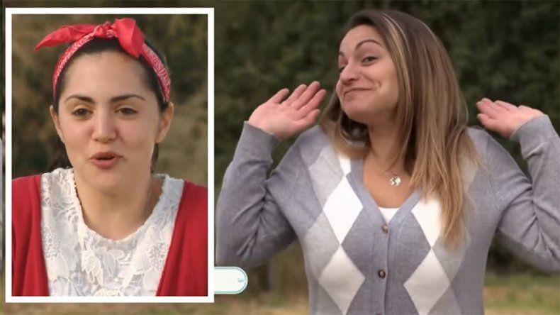 ¿Agustina se enojó con Samantha y la producción de Bake Off?
