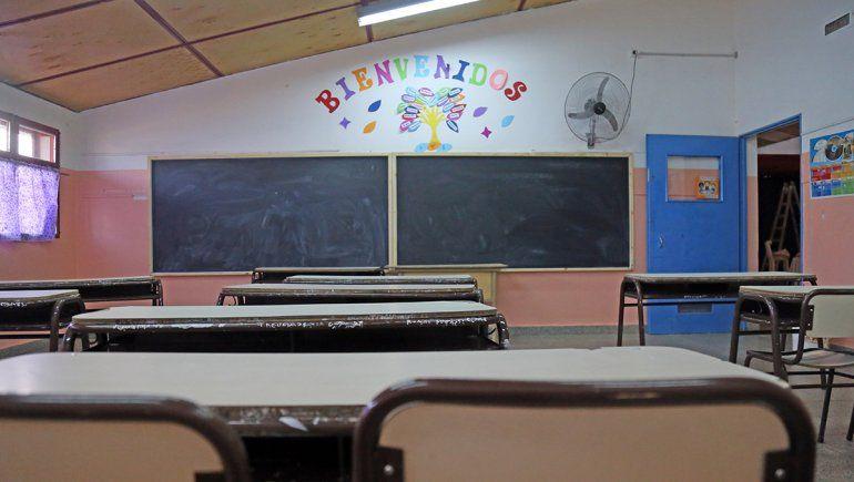 La vuelta a las aulas será con pocos alumnos y con barbijo