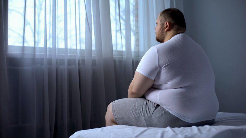 Obesos: los que más pueden sufrir el coronavirus