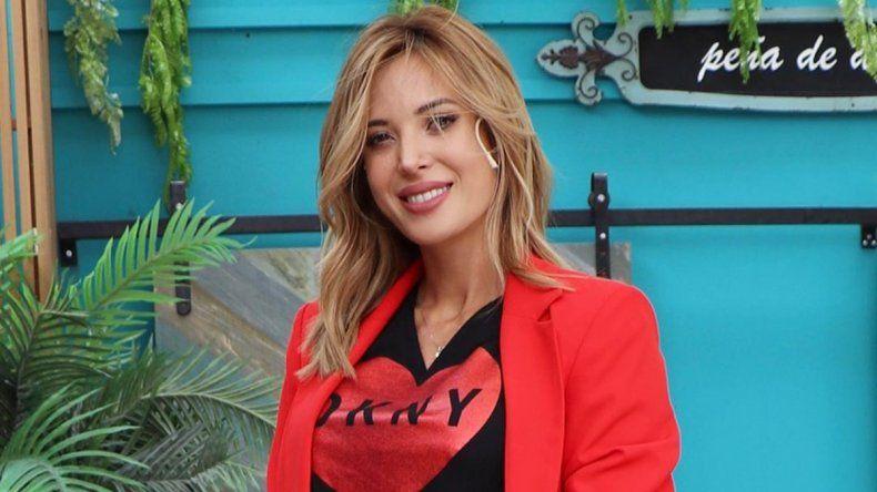 Jésica Cirio habló de la salud de Insaurralde