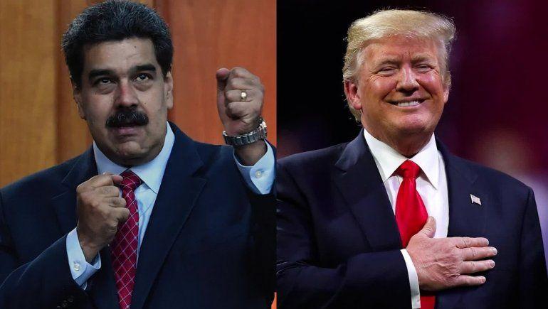 Sorpresa: Trump dijo que podría verse con Maduro y que Guaidó no es significativo