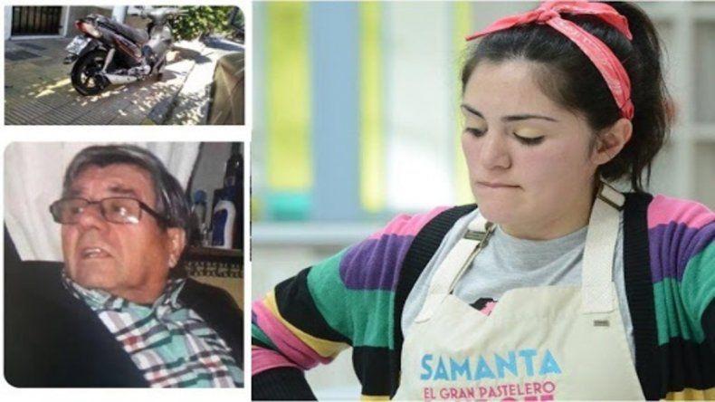 Escándalo: ¿Samanta de Bake Off está involucrada en un homicidio?