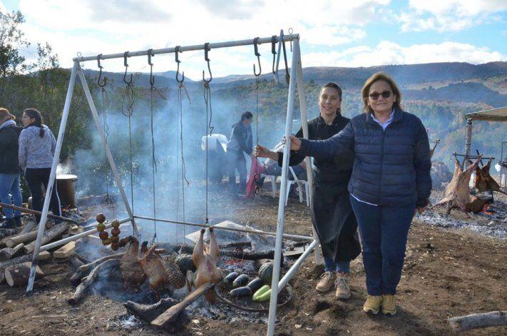Dolli Irigoyen: Villa Pehuenia es un lugar mágico