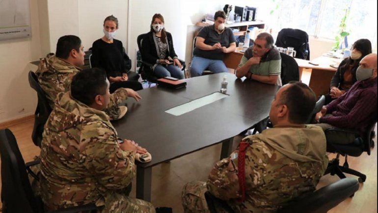 Centenario: no quieren que el Ejército preste servicios