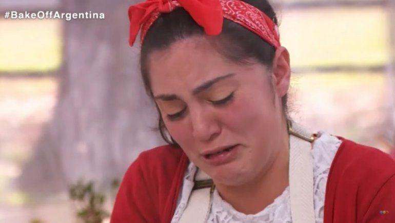 La madre de Samanta de Bake Off: La están destruyendo
