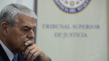 el tsj aceptara hoy la renuncia de su presidente