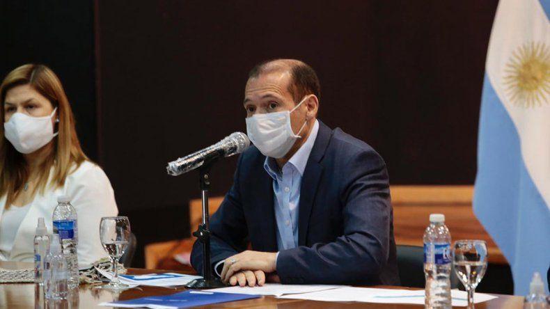Dio negativo el segundo hisopado que se hizo Omar Gutiérrez