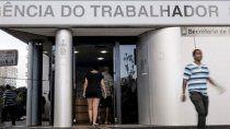 brasil: 19 millones se quedaron sin trabajo
