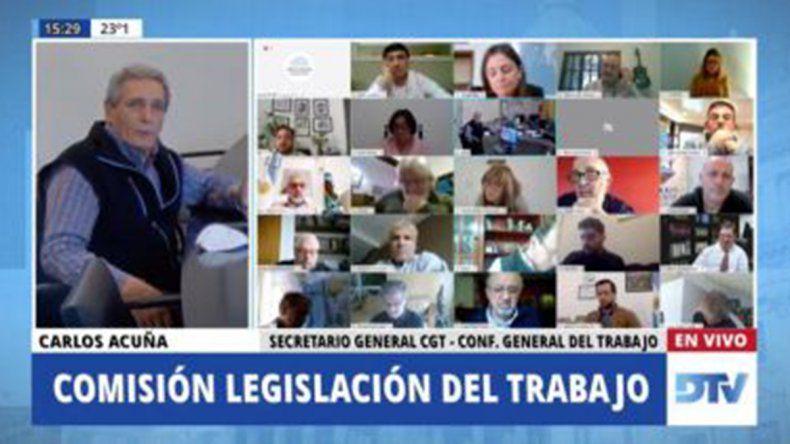 Teletrabajo: hoy Diputados puede aprobar el proyecto