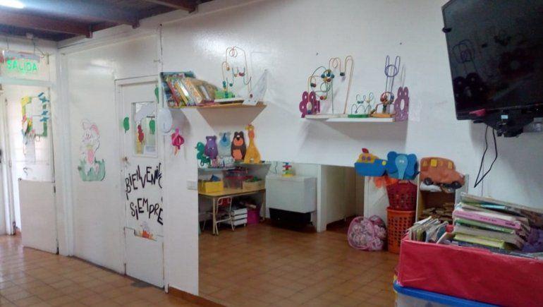 Con poco margen: jardines maternales piden ayuda financiera