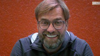 el video de la sonrisa mas linda del mundo con el que festejo el liverpool