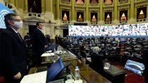 acuerdo: las sesiones clave de diputados seran en un estadio