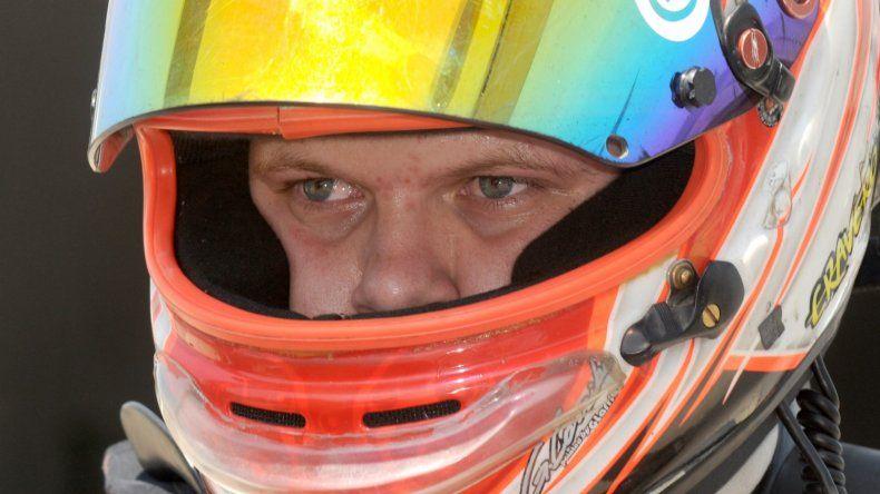 Matías Cravero corre actualmente en el equipo FDC Motor Sports de TC2000 y aspira a convertirse piloto oficial en el Súper TC2000.