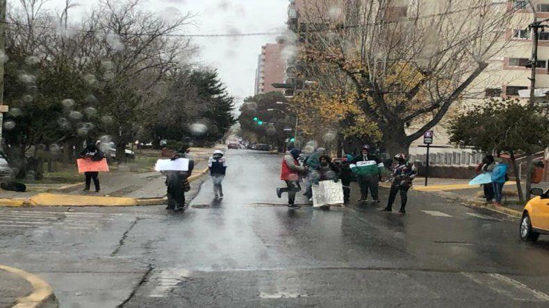 Trabajadores del ADOS reclamaron más medidas de seguridad