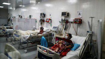 Fallecieron 18 personas por coronavirus y el país superó las 1400 muertes