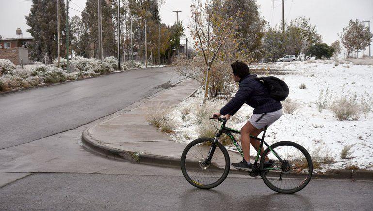 ¿Volverá a nevar en la región este domingo?