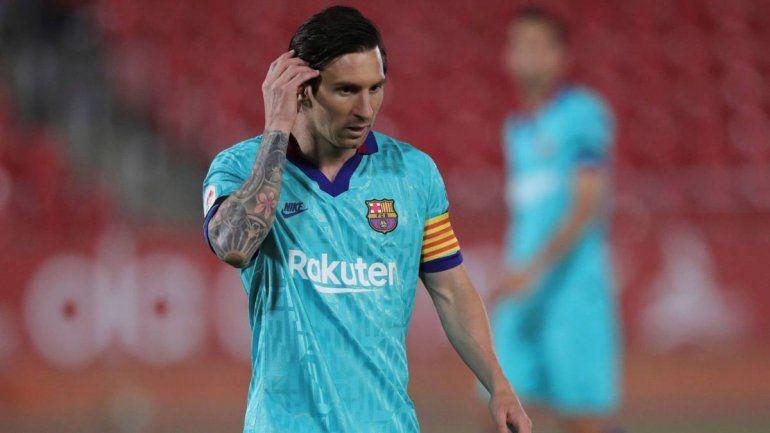A qué hora Lionel Messi buscará el gol 700 y qué canal lo pasa