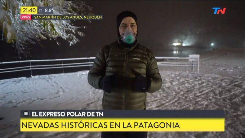 ¿El Expreso Polar tiene que hacer cuarentena en Neuquén?